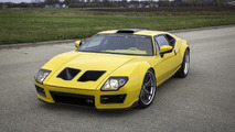 De Tomaso Pantera restyled by Ringbrothers appears at SEMA