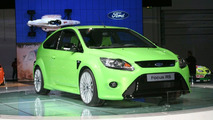 Ford Focus RS Revealed at BIMS