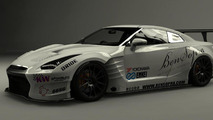 Nissan GT-R with 1000 HP by Japanese tuner BenSopra
