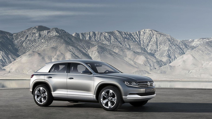 Volkswagen crossover lineup to include a Tiguan R - report