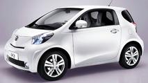New Toyota iQ