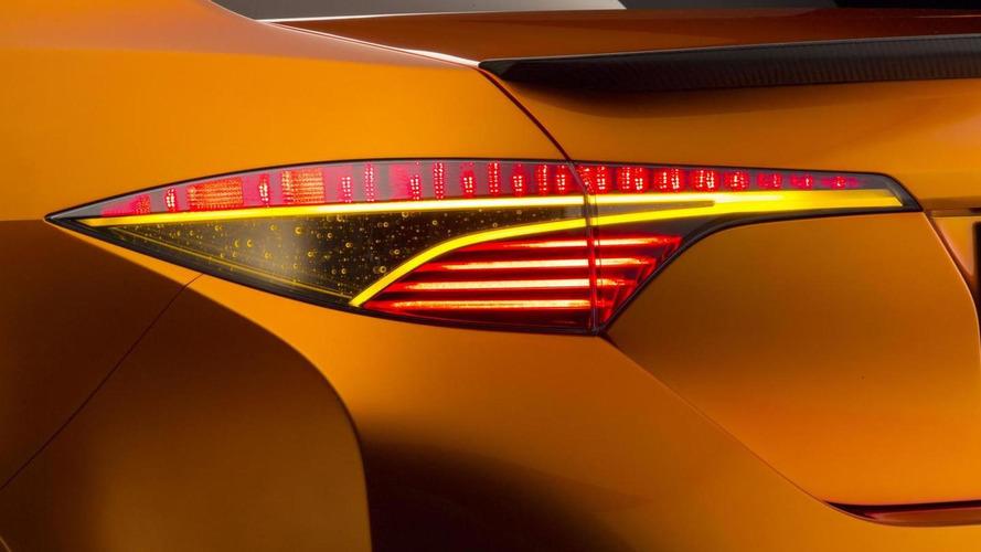 Toyota Furia concept teased again