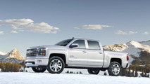 2014 Chevrolet Silverado High Country revealed [video]