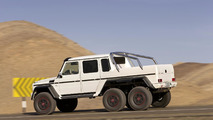 6x6 Mercedes-Benz G63 AMG mega gallery available