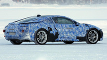 BMW i8 spy photo 11.02.2013 / Automedia