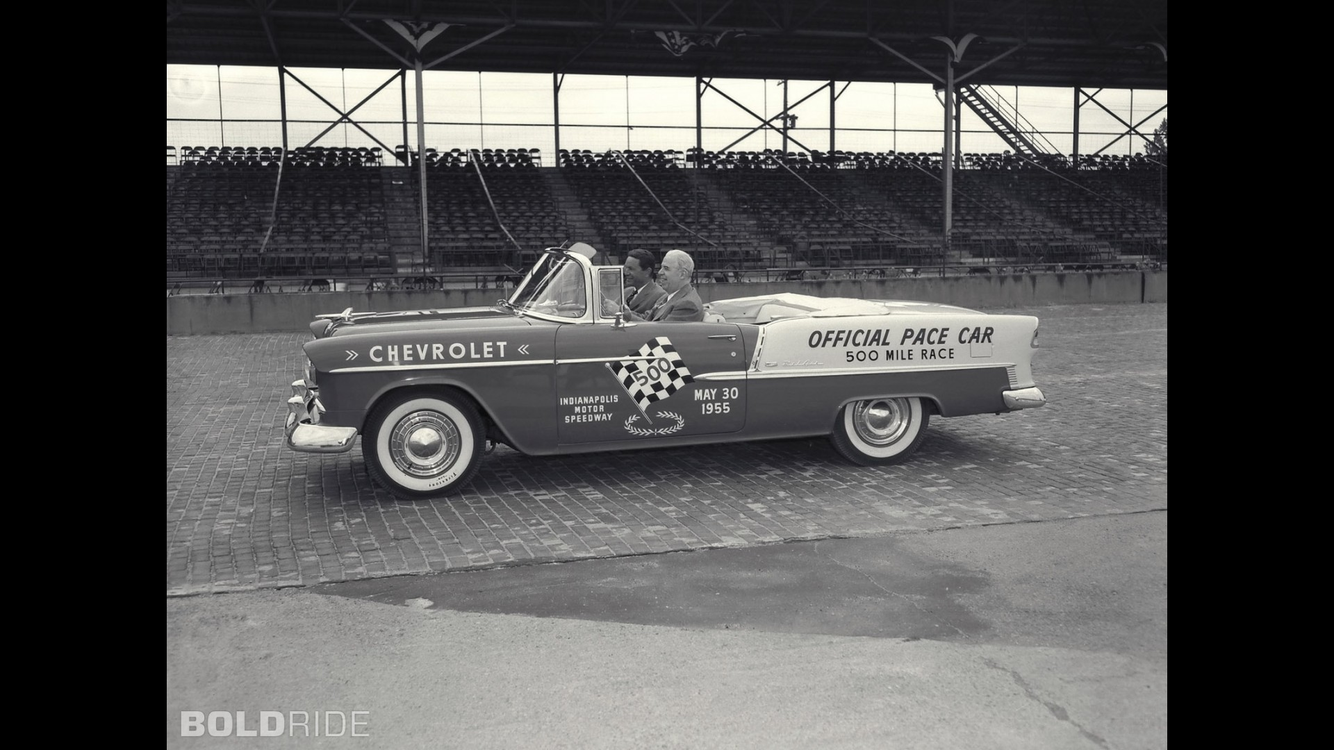Chevrolet Bel Air Convertible Indy 500 Pace Car