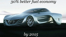 Mazda Vows To Cut Fuel Consumption Globally by 2015