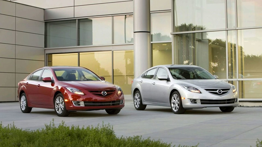 Mazda to recall 41k cars for corroding airbag control unit