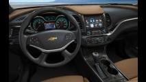 Oficial: Novo Chevrolet Impala 2014 é revelado por completo - Veja fotos