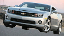 First High-Res Images of Chevy Camaro SS Surface