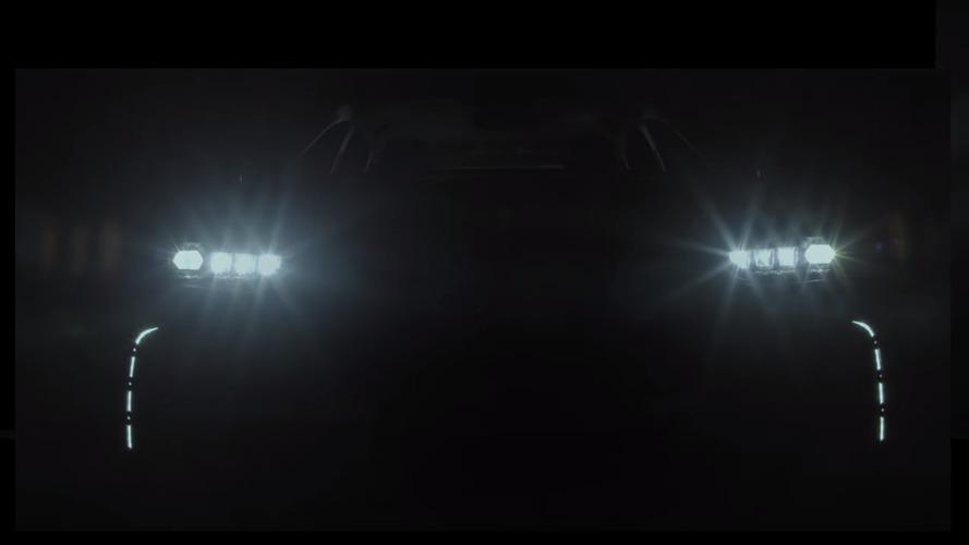 2017 DS7 Crossback teaser