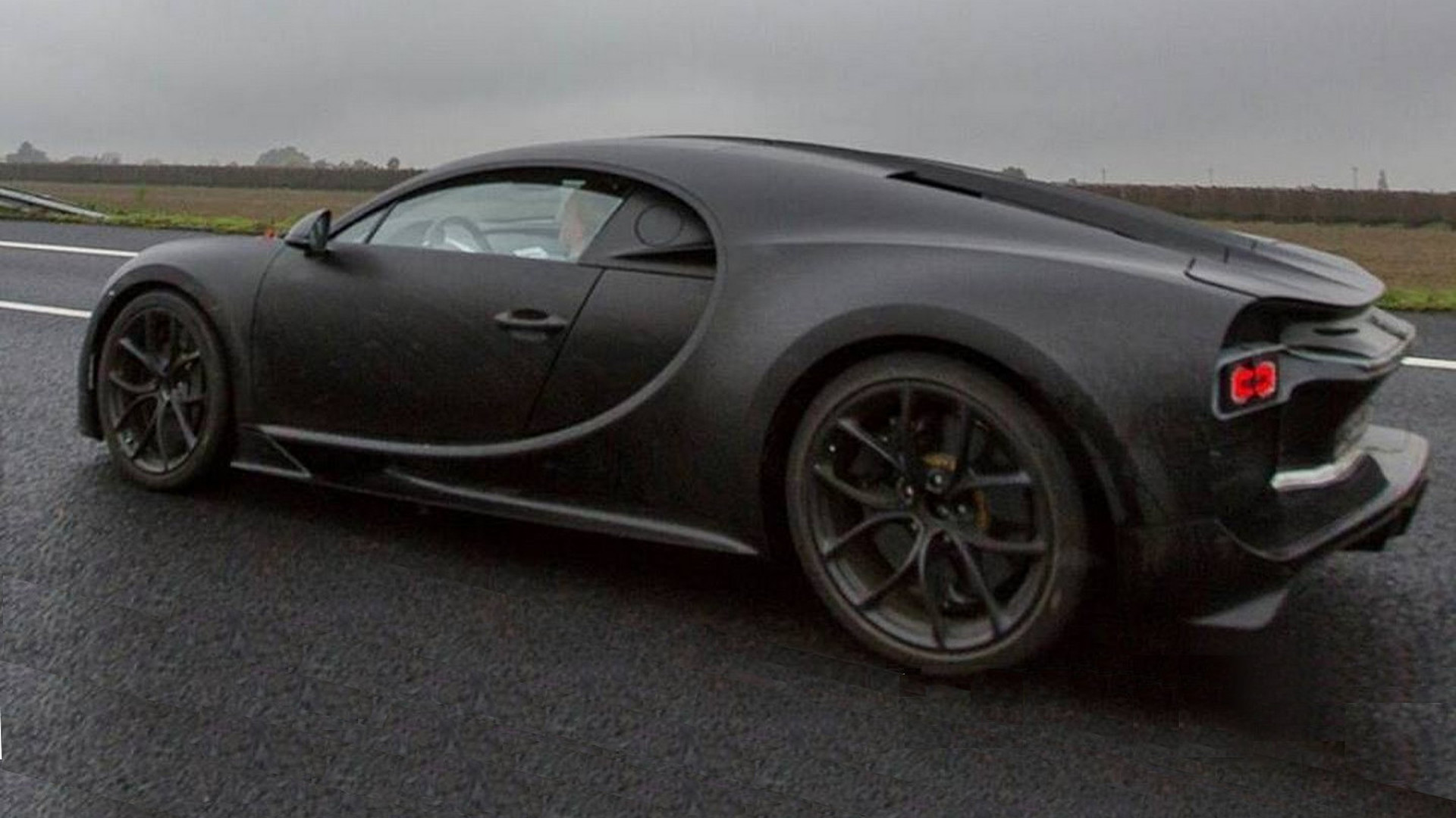 Bugatti says Chiron will be more of everything