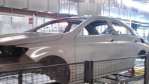 2013 Mercedes BLS/CLC leaked from the factory floor