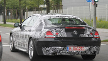 2012 BMW 6-Series Gran Coupe spied with the M-Package