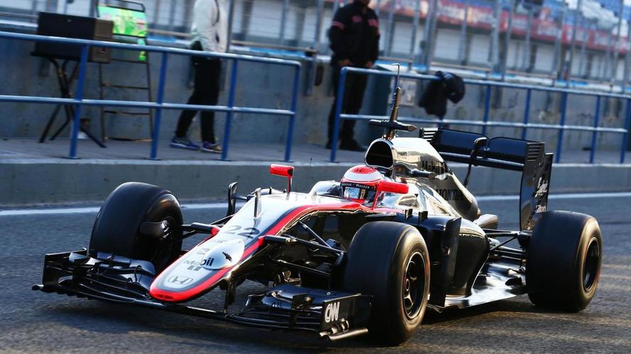 Button predicts unpredictable Melbourne grid