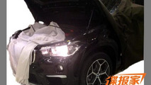 BMW X1 spy photo / autohome.com.cn