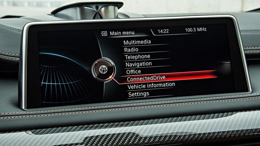 BMW to introduce a new touchscreen infotainment system