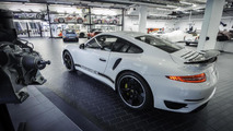 Porsche Exclusive launches UK-only 911 Turbo S GB Edition
