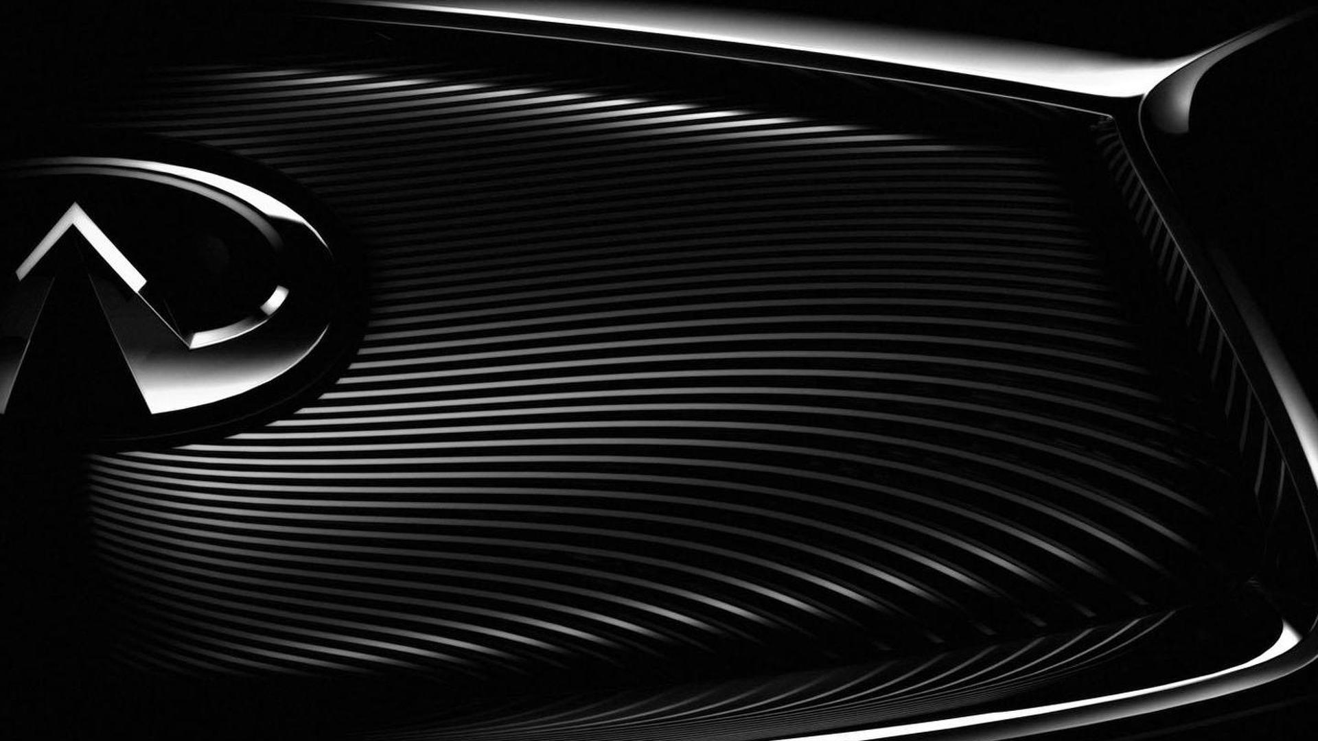 Infiniti teases a mysterious new model for Paris