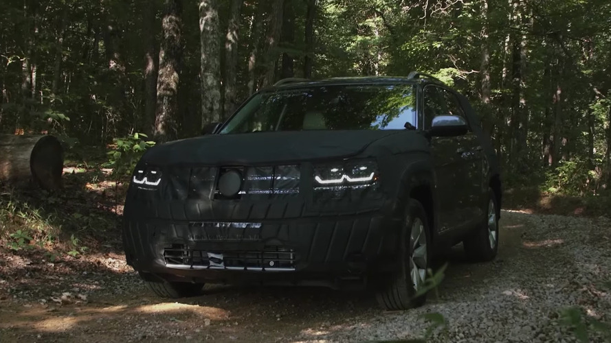 Volkswagen B-SUV dimensions, engine outputs teased in new video
