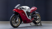 MV Agusta, Zagato reveal partner project