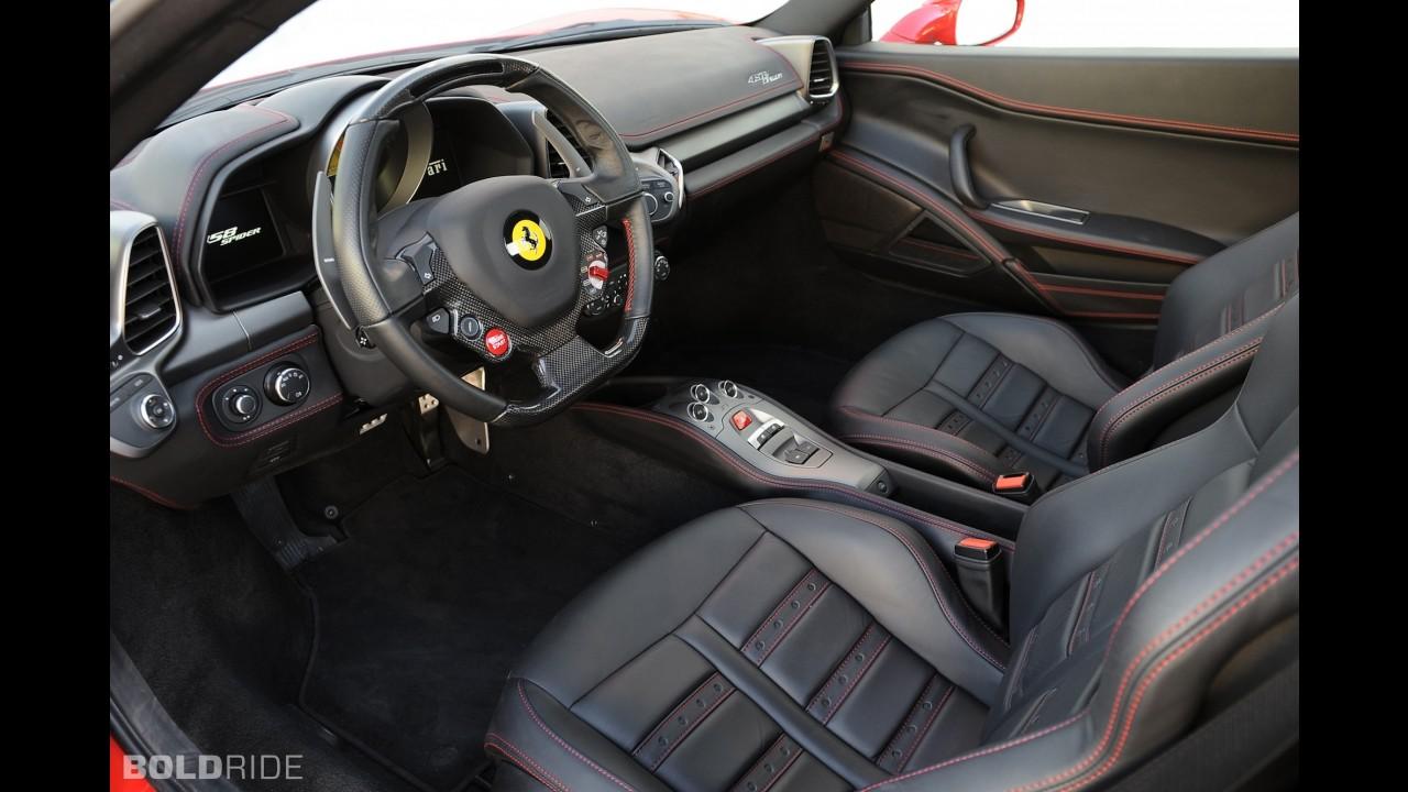 Hennessey Ferrari 458 Spider HPE700 Twin Turbo