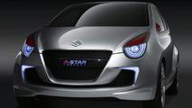 Suzuki A-Star Concept - Next Global Car