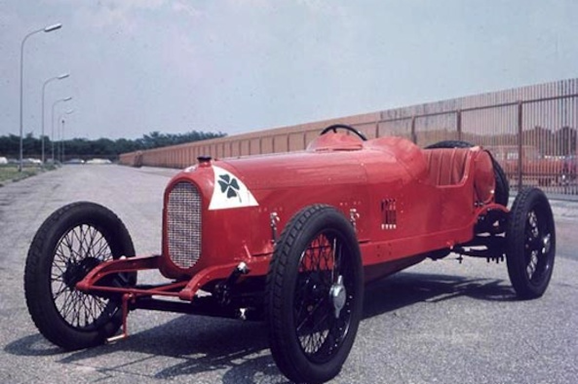 Luck of the Italians: Alfa Romeo and the Story of Quadrifoglio