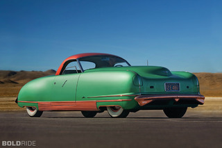 Chrysler Thunderbolt: Built by LeBaron with Style Beyond its Years