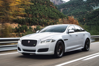 2016 Jaguar XJ Gets a Fresh Face and New Tech