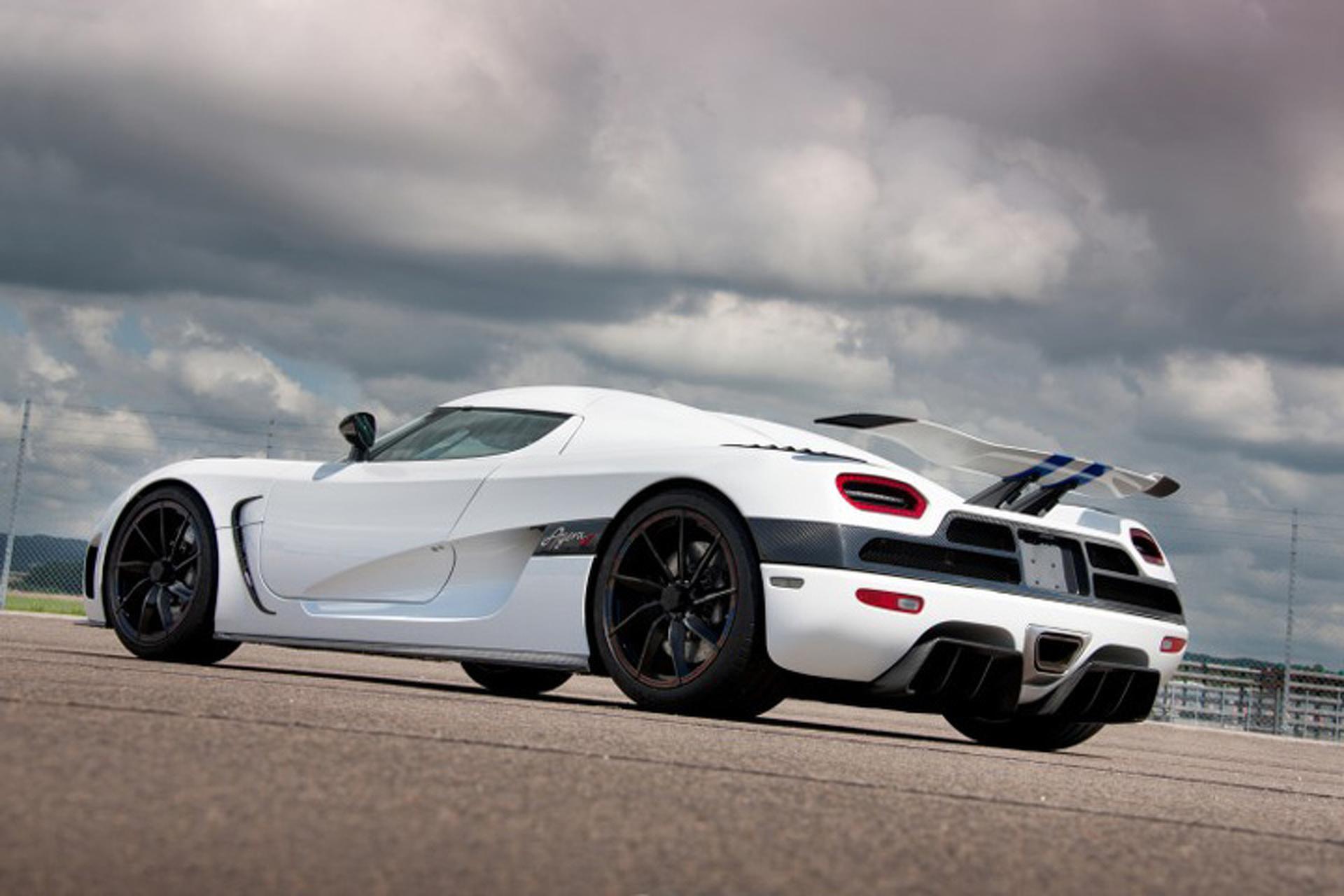 Koenigsegg Wants to Build a Sedan