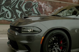 Eminem Teams up with Dodge Charger Hellcat In New Video