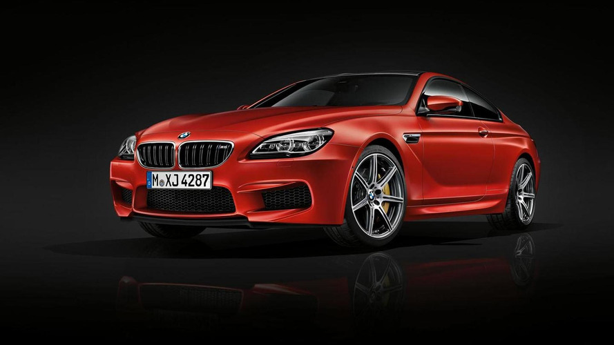 BMW M6 gains an upgraded Competition Package