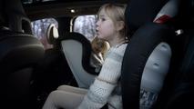 Volvo child seat