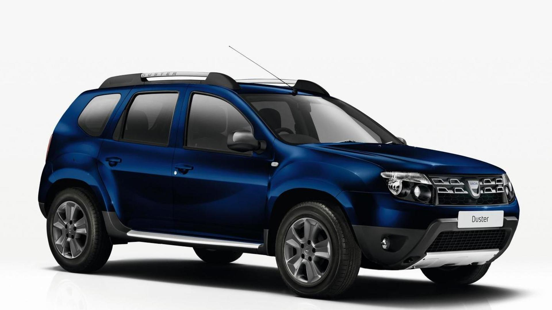 Dacia reveals Lauréate Prime special edition for Sandero, Duster and Logan MCV