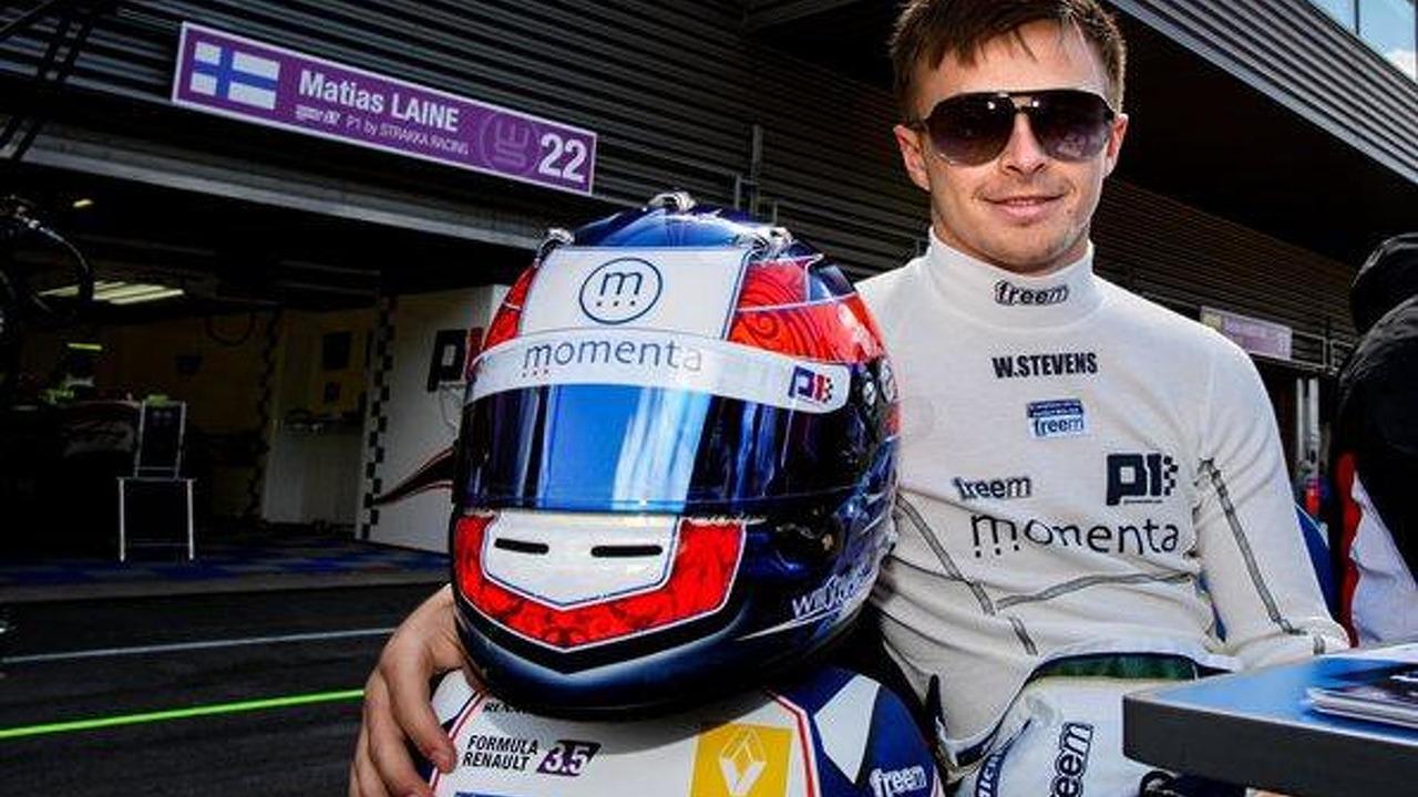 Will Stevens / formula1.com