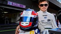 Caterham completes comeback lineup with Stevens
