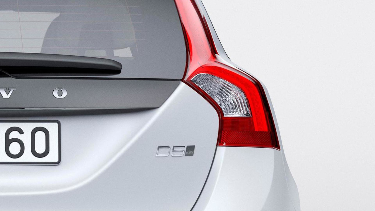 Volvo V60 D5 Twin Engine Special Edition