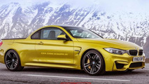 BMW M4 pick-up rendering / X Tomi