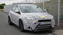 Ford Focus RS spied returns in fresh spy shots