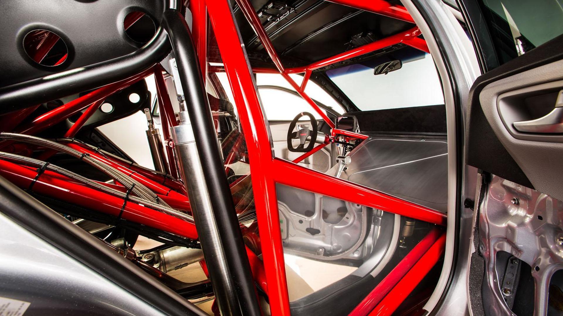 Toyota introduces an 850+ bhp Camry Sleeper at SEMA