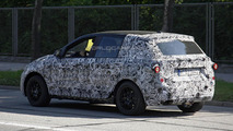 2013 BMW FWD prototype spy photo - 22.8.2011