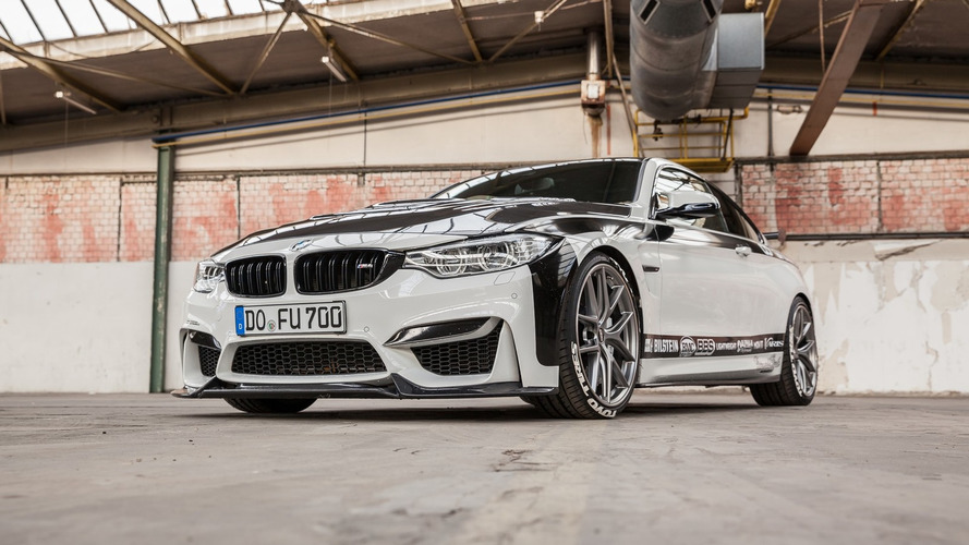 BMW M4 getting tuned to 700 hp