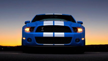 First 2010 Ford Shelby GT500 & Two Mustang GT Concept Cars to be Auctioned
