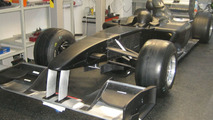 Lotus F1 Car full scale model