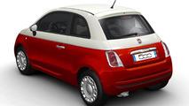 Fiat 500 Bicolore debuts at Bologna