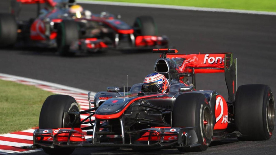 McLaren hopes to avoid Korea penalty for Hamilton