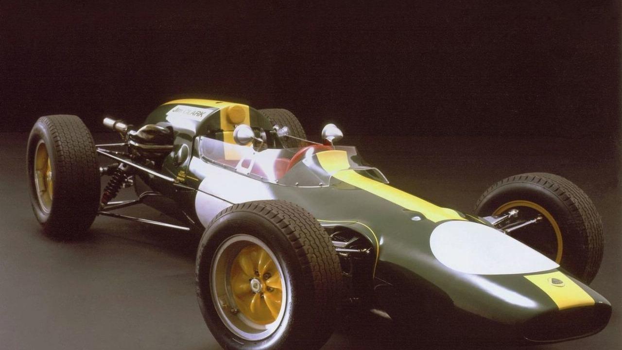 Lotus 32B Cosworth 1965, classic