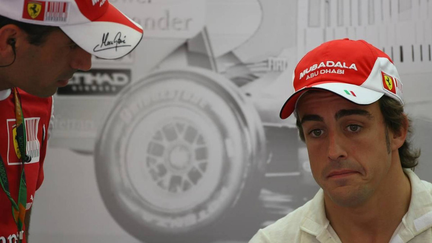 Alonso not sure if Ferrari to make staff changes