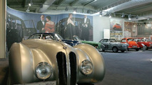 BMW Museum Opens Interim Solution in Munich's Olympic Park
